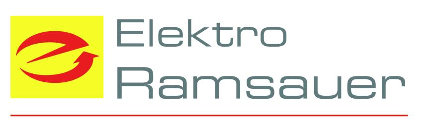 Logo Elektro Ramsauer, Beleuchtungsservice, Elektrotechnik Partner